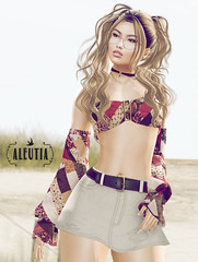 Now at the Seraphim Outlet From Aleutia! Neumi Top and Fatpacks are 50% Off!