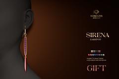 Romain - Earrings <Sirena> GIFT