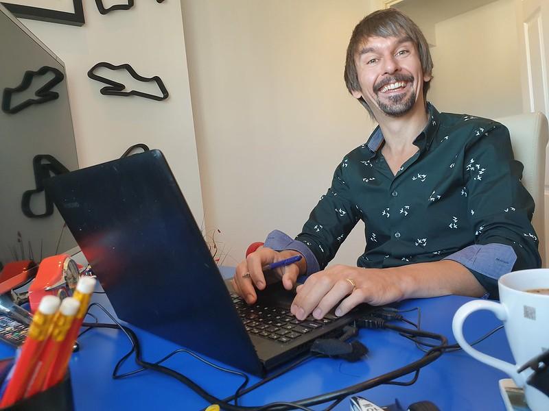 Paul Jeffrey - Studio 397 Community Manager for rFactor 2