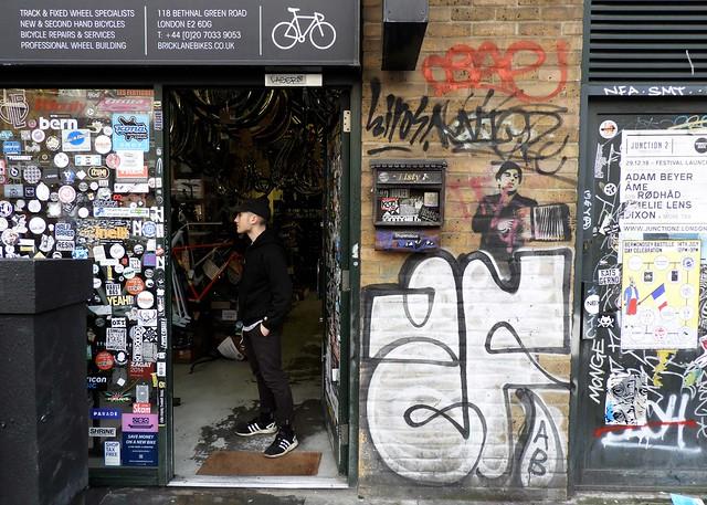 In and Around Brick Lane, London (4)