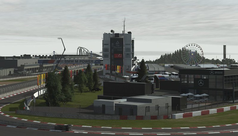 rFactor 2 Nürburgring Nordschleife