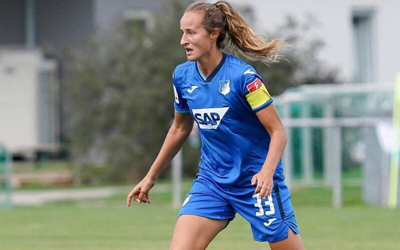 Hoffenheim Frauen Trikots 2020/21