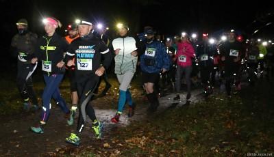 Prvenství v Nočním běhu v Holešově obhajují Filip Vabroušek a Martina Novotná