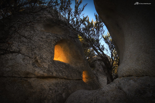 Whats in the oven at the City of Rocks?