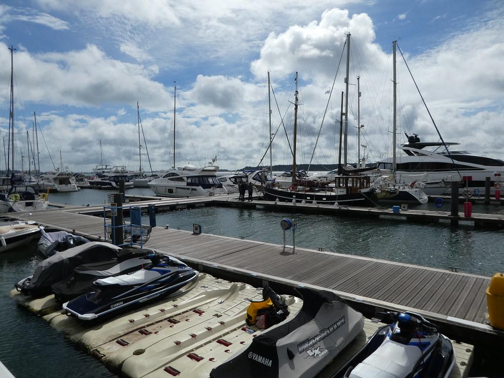 Poole Marina