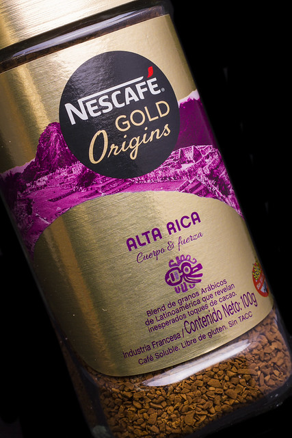 Nescafe Gold Alta Rica
