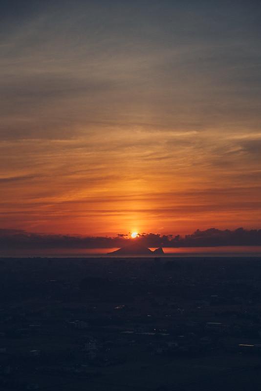龜山島日出|Tamron A036