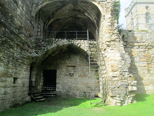 Culross Abbey Vault