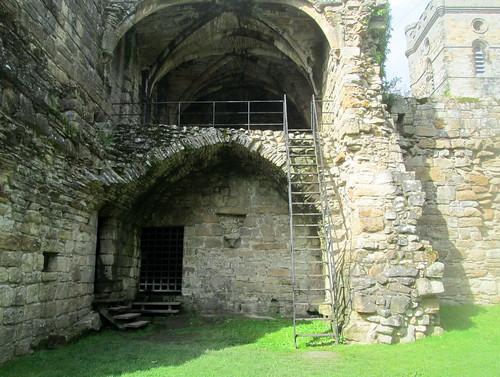 Culross Abbey Vault