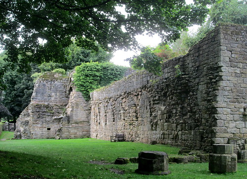 Culross Abbey Ruins , Fife, Scotland