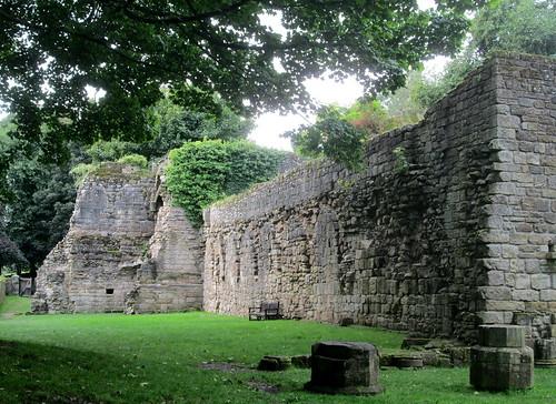 Culross Abbey Ruins , Fife, Scotland