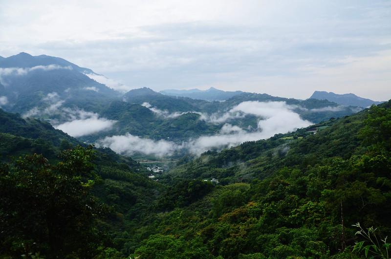 雨後的泰安山區 (4)