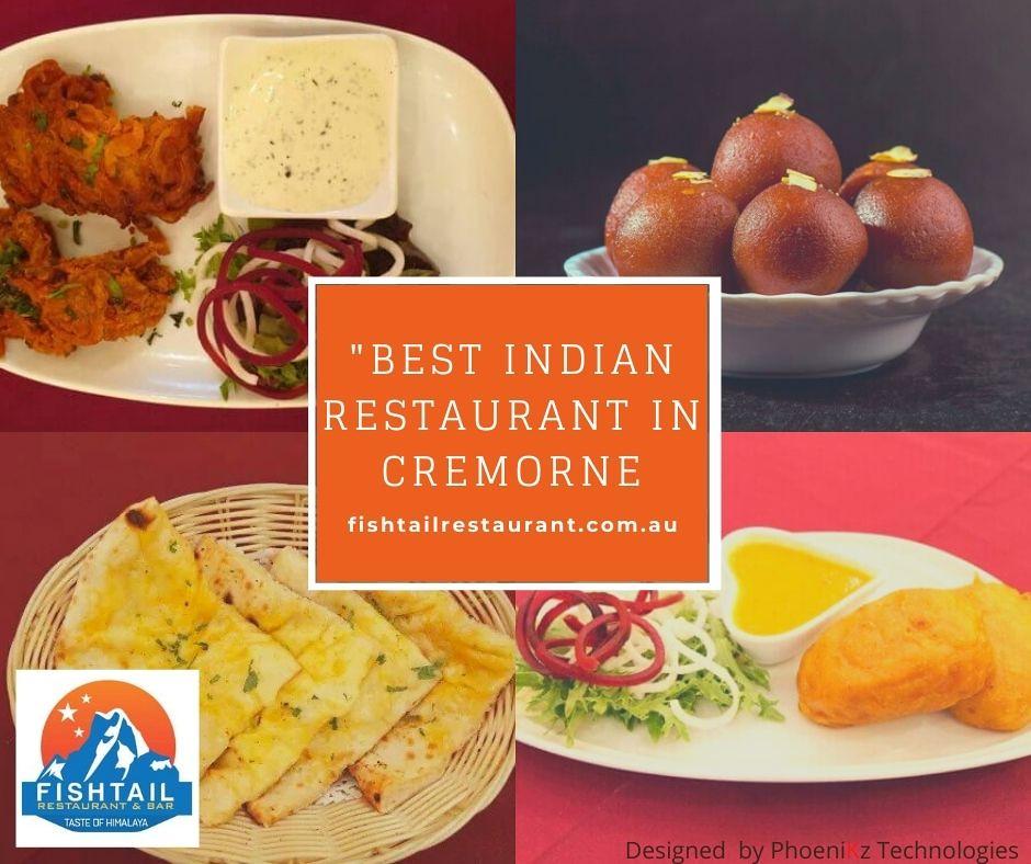 Indian Restaurants in Cremorne