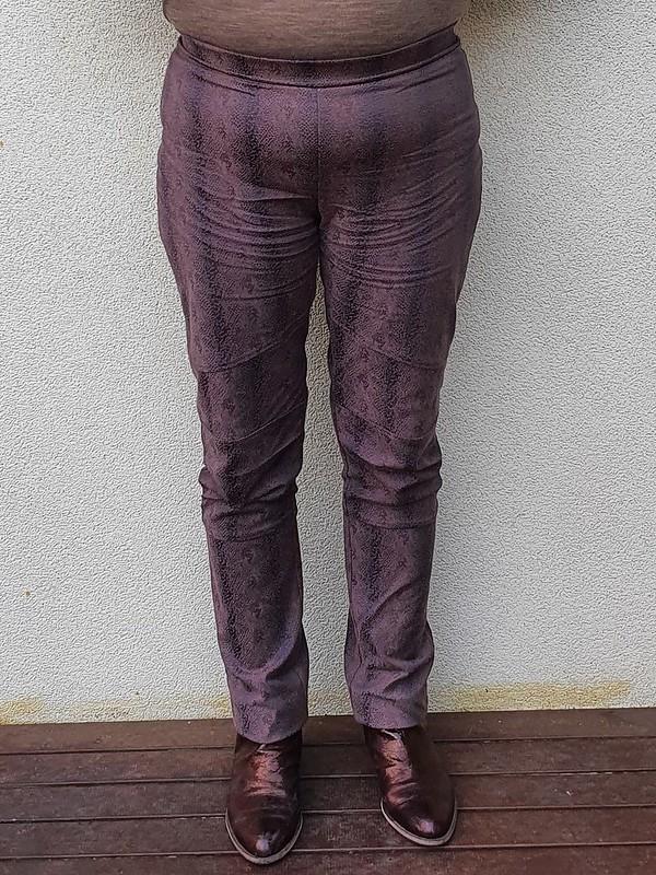 Style Arc Cassie pants - taken in
