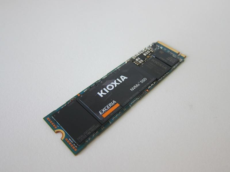 Kioxia Exceria 500GB NVMe M.2 SSD
