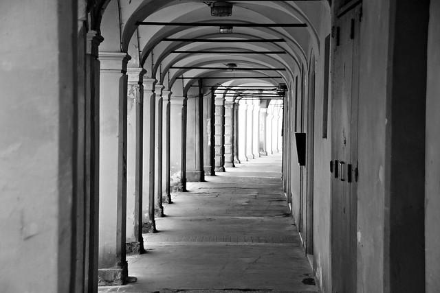 la strada fino in fondo - the road until the end