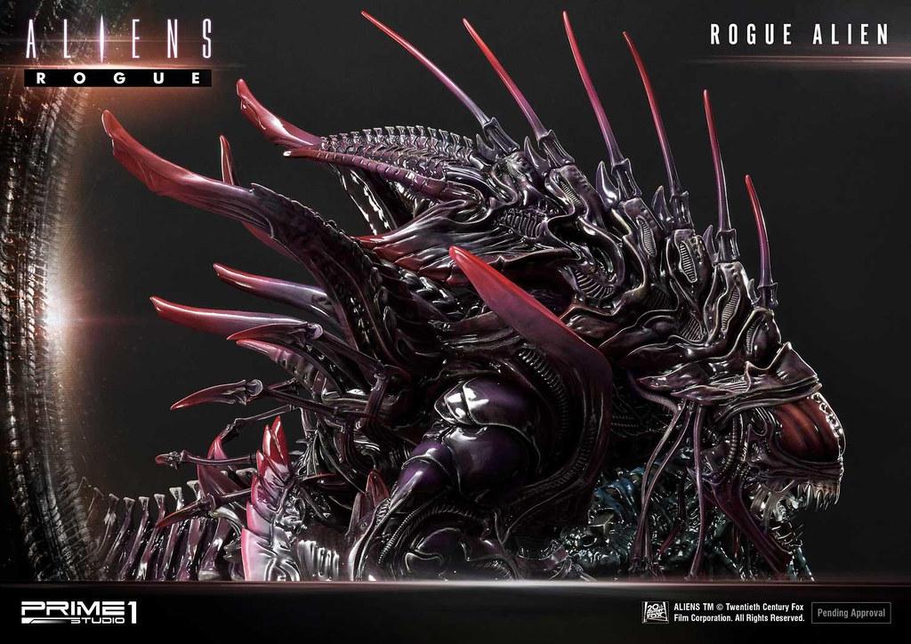 Prime 1 Studio《異形(黑馬漫畫)》叛亂者 無比例場景雕像
