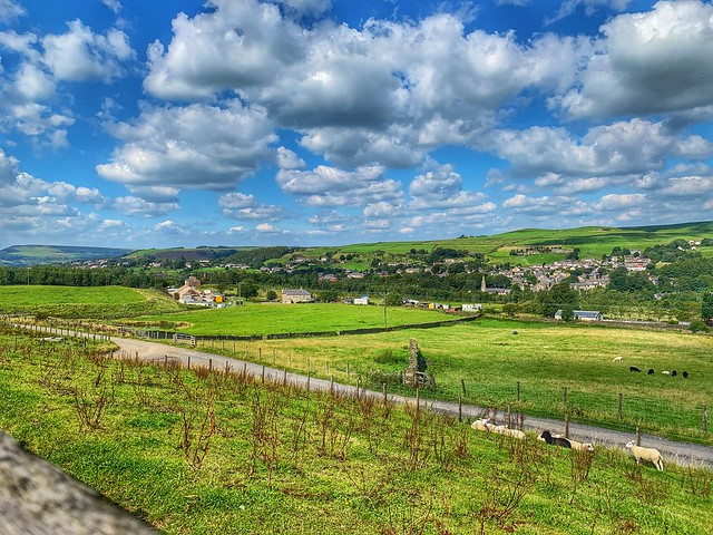 Stacksteads      -     Rossendale District