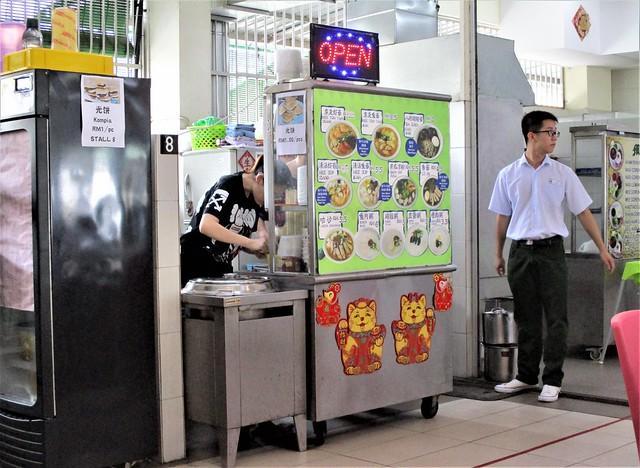 Grand Wonderful Food Court, Stall No. 8