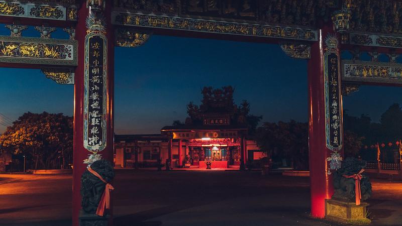 羅東保民廟|Tamron A036