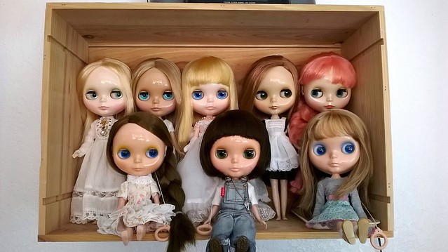 blythes in room in Telluride