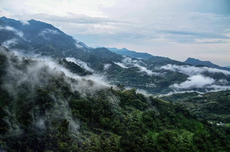 雨後的泰安山區 (2)