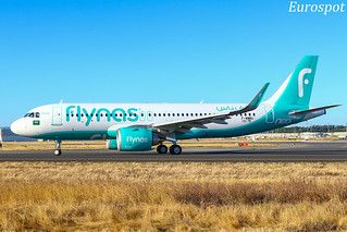 F-WWBU Airbus A320 Neo Fly Nas