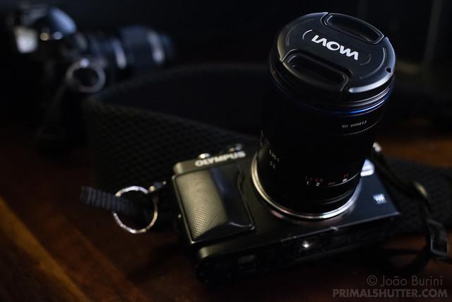 Laowa 50mm 2x macro