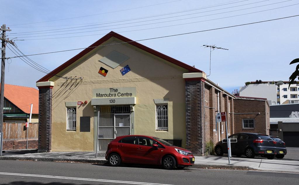 The Maroubra Centre, 130 Garden St, Maroubra, Sydney, NSW.