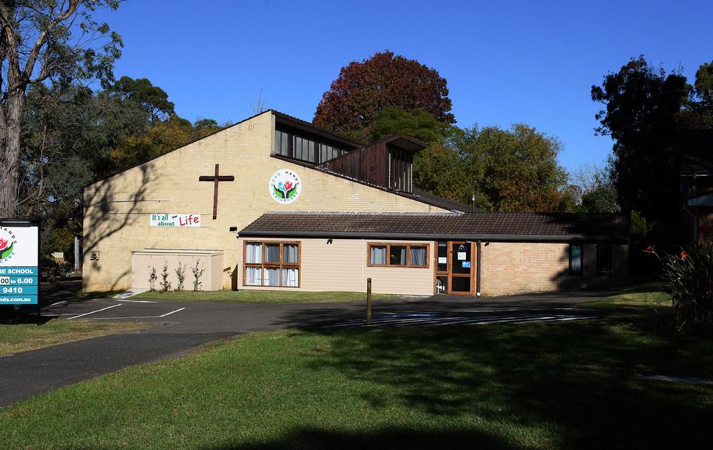 Community Baptist Church, Turramurra, Sydney, NSW.
