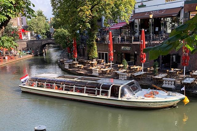 Utrecht schuttevaer
