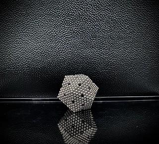 Swiss Cheese Icosahedron