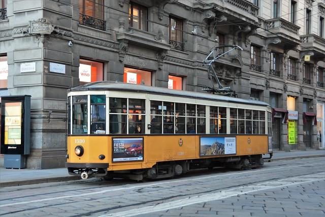 Milano, Via Orefici 17.01.2018