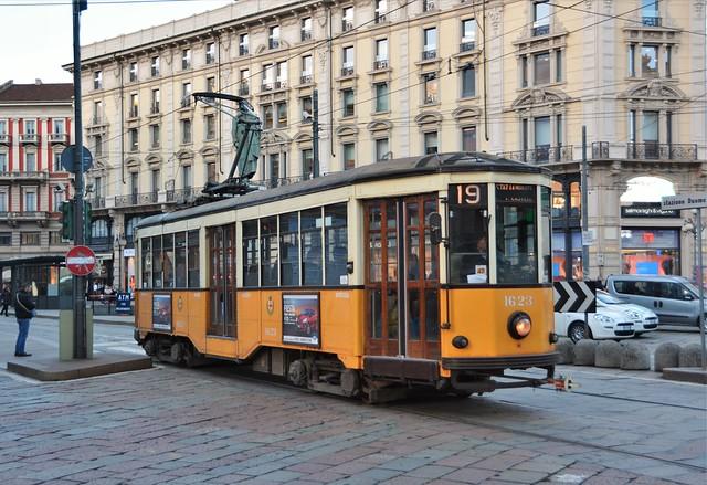 Milano, Piazza Cordusio 17.01.2018