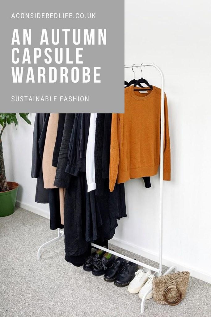 An Autumn Capsule Wardrobe