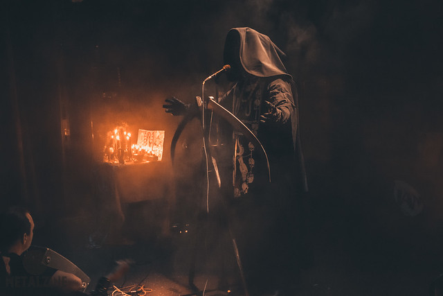 Cult of Fire, Holy Death over Kyiv 3,  квітень 2017