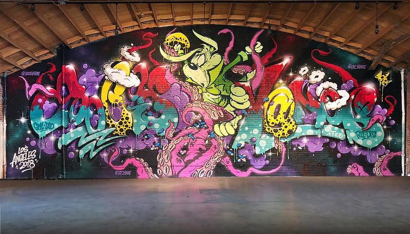 Yanoe Mural 9