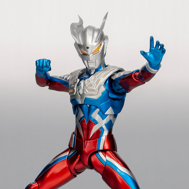 S.H.Figuarts 超人力霸王ZERO 10周年 Special Color Ver.【TAMASHII NATION 2020】開展紀念商品