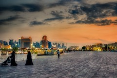 Katara Sunset