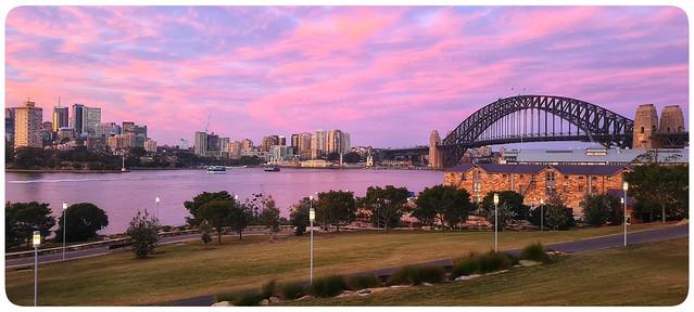 Pink harbour