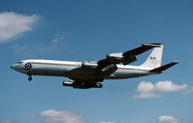 13703 Boeing 707-347C/CC-137 Royal Canadian Air Force