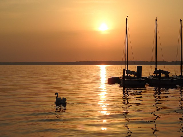 Sunrise always beautiful ......