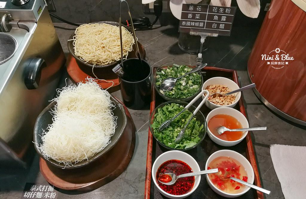 藍象廷 台中泰式火鍋吃到飽 火車站 大魯閣09