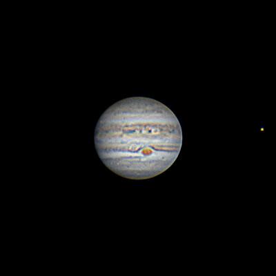 VCSE - A Jupiter felvétele - Fridrich János