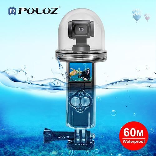 Case vỏ chống nước OSMO POCKET PULUZ – Chịu độ sâu 60M