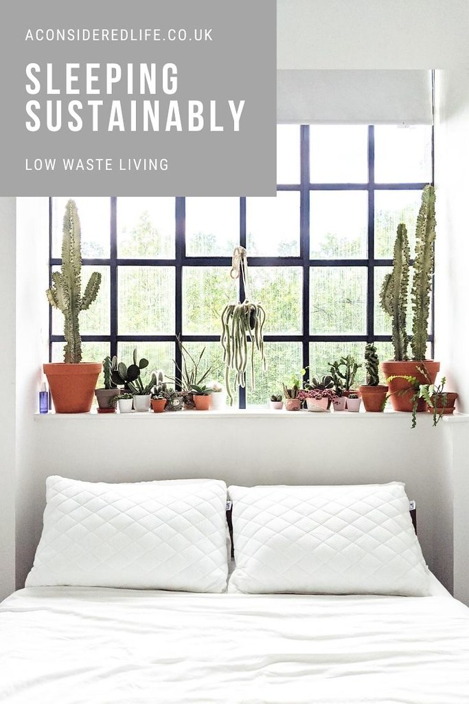 Sleeping Better and More Sustainably
