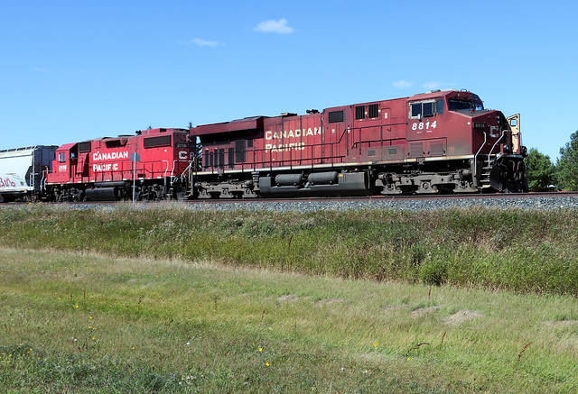 Canadian Pacific #8814