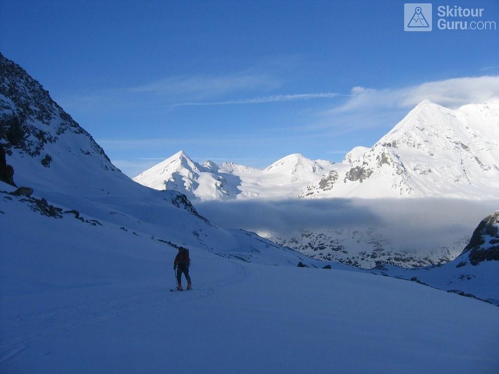 La Ruinette Walliser Alpen / Alpes valaisannes Schweiz foto 08
