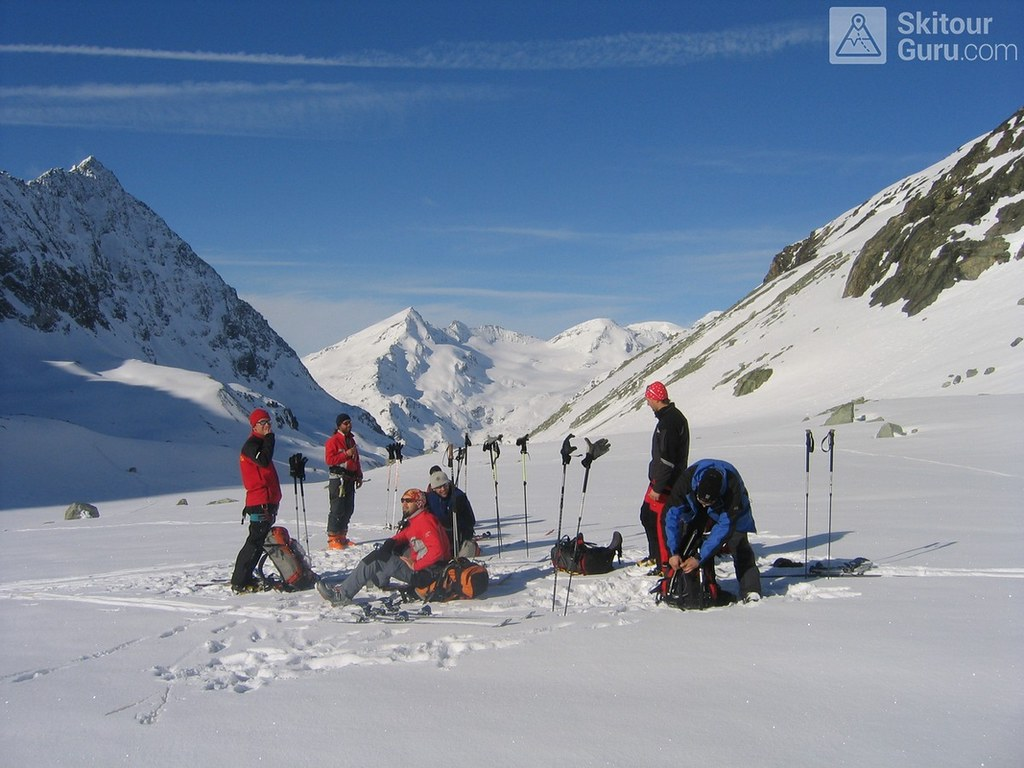 La Ruinette Walliser Alpen / Alpes valaisannes Schweiz foto 20