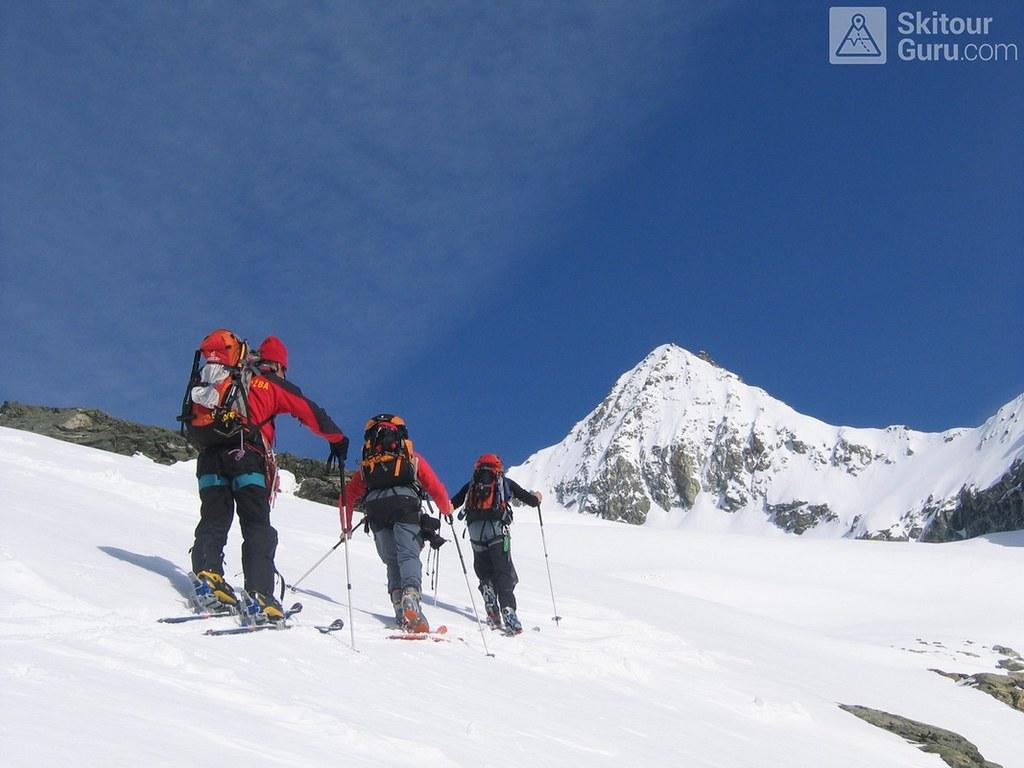 La Ruinette Walliser Alpen / Alpes valaisannes Schweiz foto 22